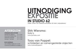 Toos van Poppel duo expositie